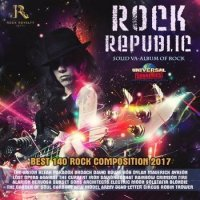 Rock Republic: Solid VA-Album Of Rock