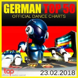 German Top 50 Official Dance Charts 23 Февраля