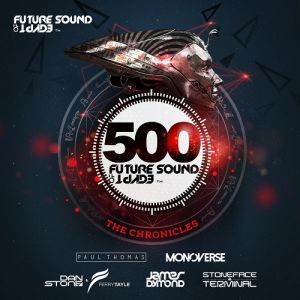 Future Sound of Egypt 500