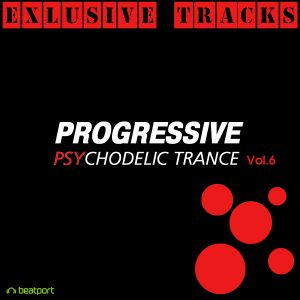 Progressive Psychodelic Trance Vol.6 (MP3)