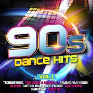 90s Dance Hits Vol.1 (MP3)