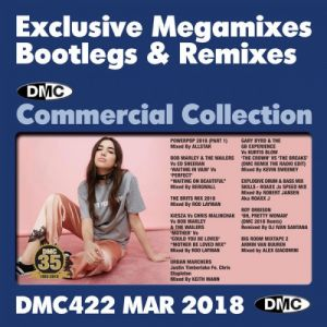 DMC Commercial Collection 422 [3CD] (MP3)