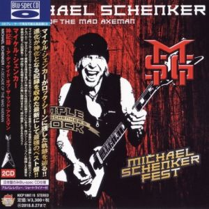 Michael Schenker - A Decade Of The Mad Axeman (MP3)