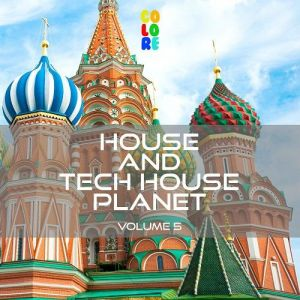 House And Tech House Planet Vol.5 (MP3)