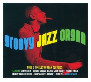 Groovy Jazz Organ (MP3)