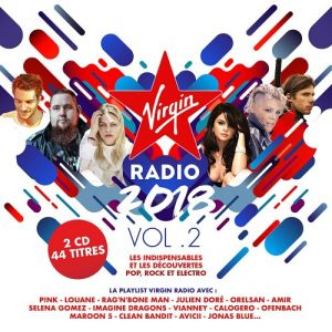 Virgin Radio 2018 Vol.2 (MP3)