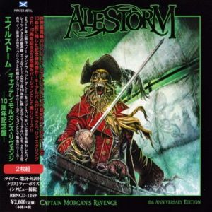 Alestorm - Captain Morgan's Revenge: 10th Anniversary Edition
