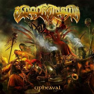 Bloodrainbow - Upheaval (MP3)