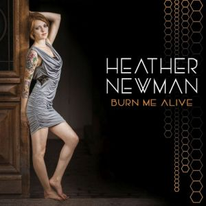 Heather Newman - Burn Me Alive (MP3)
