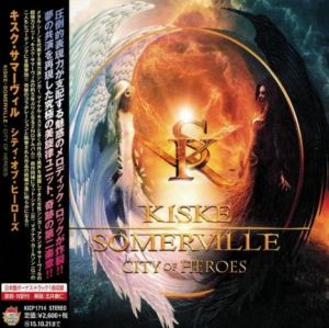 Kiske/Somerville - City Of Heroes