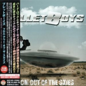 BulletBoys - From Out Of The Skies (MP3)