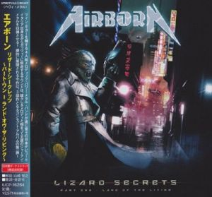 Airborn - Lizard Secrets: Part One - Land of the Living