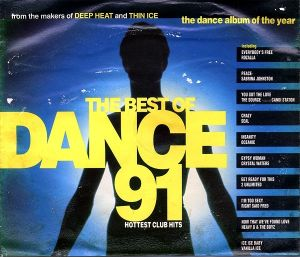The Best Of Dance 91 (FLAC)