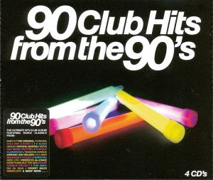 90 Club Hits from the 90's (FLAC)