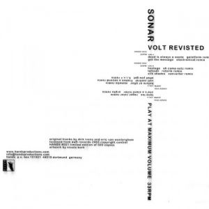Sonar - Volt Revisited (MP3)