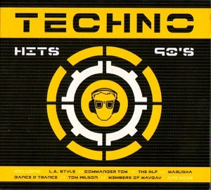 Techno Hits 90's (MP3)