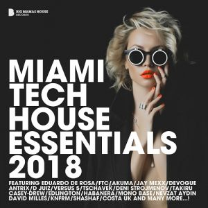 Miami Tech House Essentials (MP3)