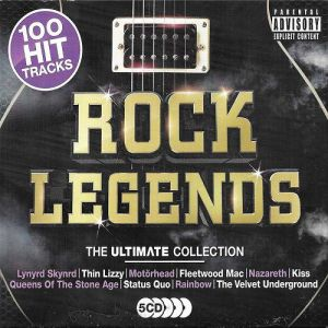 Rock Legends: The Ultimate Collection (MP3)