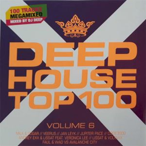 Deephouse Top 100 Vol.6 (MP3)