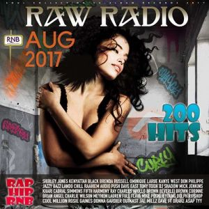 Raw Radio: 200 Hits Rap, Hip & RnB (MP3)