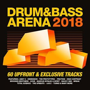 Drum and Bass Arena (MP3)