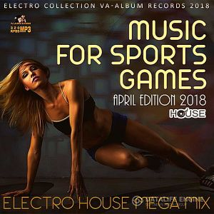 Music For Sports Games: April Edition