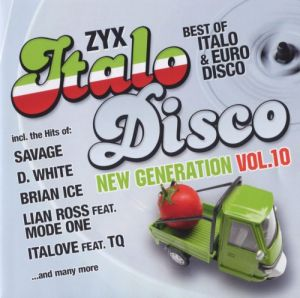 ZYX Italo Disco New Generation Vol.10 (FLAC)