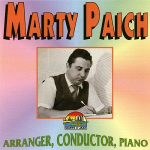 Marty Paich - Arranger, Conductor, Piano (MP3)