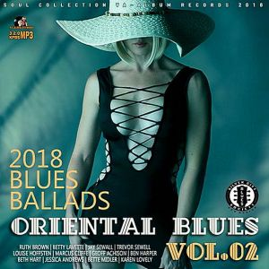 Oriental Blues Vol.02