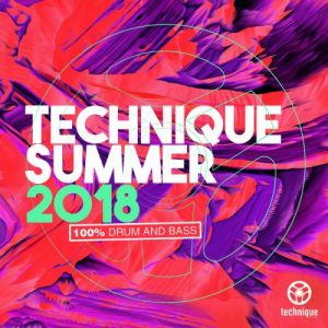 Technique Summer 2018 [100% Drum & Bass]