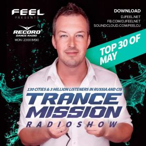 DJ Feel - Top 30 of may (MP3)