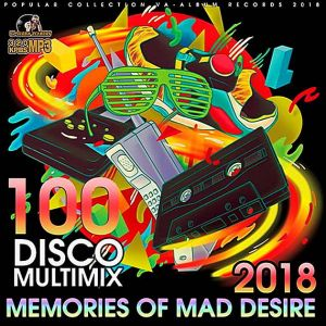 Memories Of Mad Desire: Disco Multimix