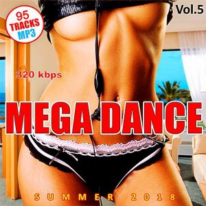 Mega Dance Summer Vol.5 (MP3)