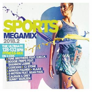 Sports Megamix 2018.2 (MP3)