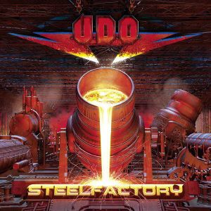 U.D.O. - Steelfactory [Japanese Edition]