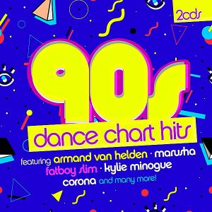 90s Dance Chart Hits (MP3)