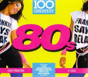 100 Greatest 80's (MP3)