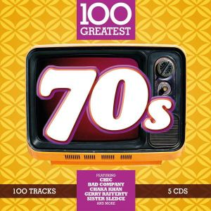 100 Greatest 70's (MP3)