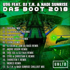 U96 feat DJ T.H & Nadi Sunrise - Das Boot