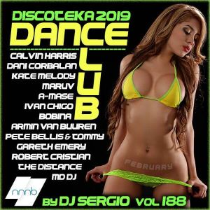 Дискотека 2019 Dance Club Vol. 188