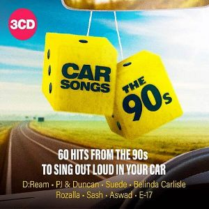 Car Songs: The 90s