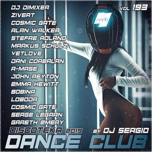 Дискотека 2019 Dance Club Vol. 193