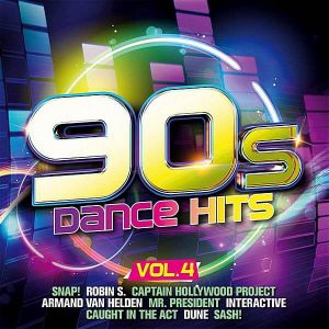 90s Dance Hits Vol.4