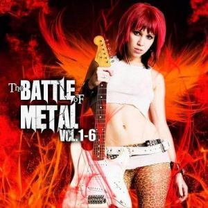 The Battle of Metal Vol. 1 - 6