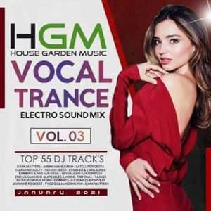 HGM Vocal Trance Mix Vol.03